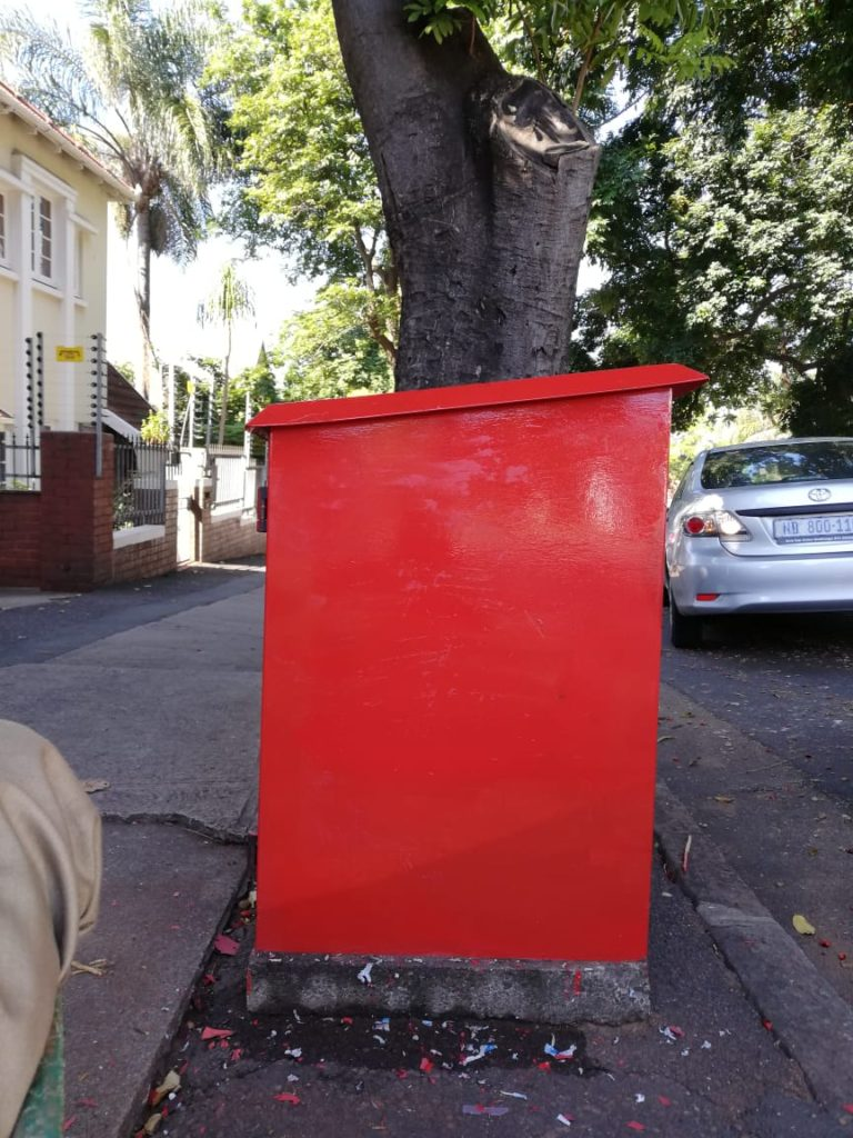 Post Boxes Good As New
